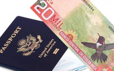 Viajar a Costa Rica; Documentos de viaje, Conducir, Moneda & Viaje