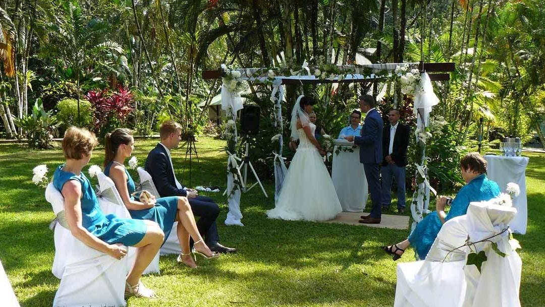 Hotel Villas Río Mar es especialista organizando paquetes de bodas en Costa Rica