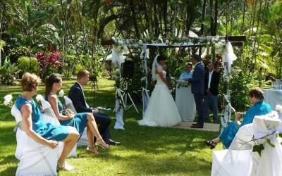 Hotel Villas Río Mar is specialized in organizing Costa Rica wedding packages