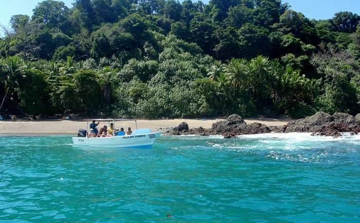 Tours en bote a Isla del Caño
