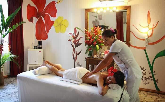 Tratamientos corporales, masajes spa en Dominical, Costa Rica