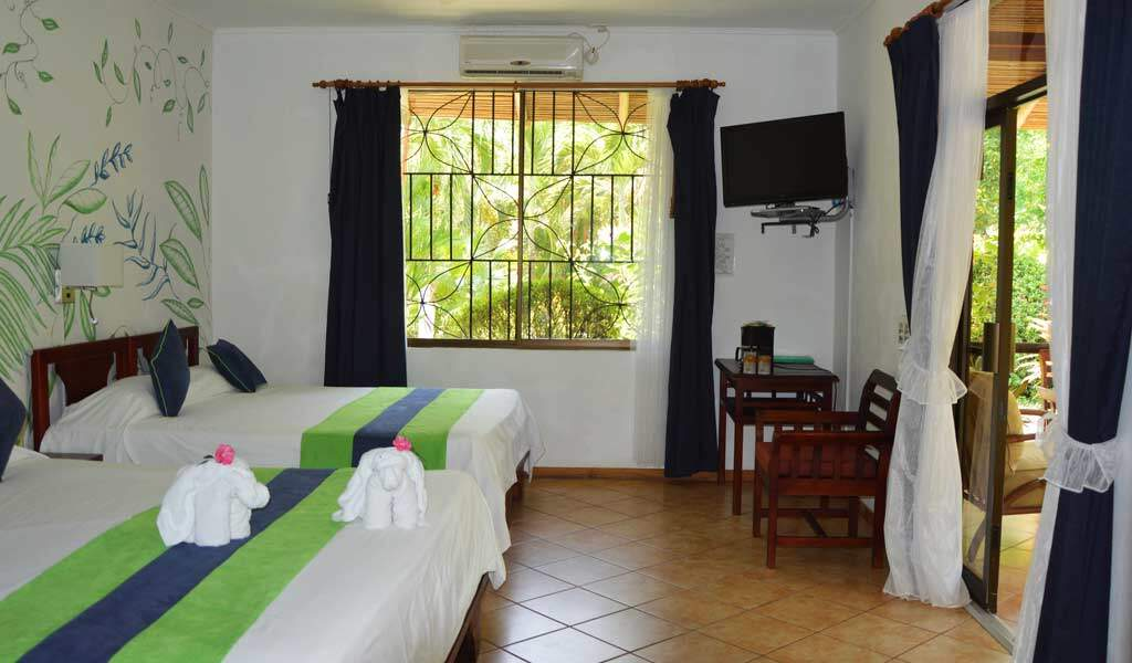 Junior Suite Hotel Villas Rio Mar Dominical