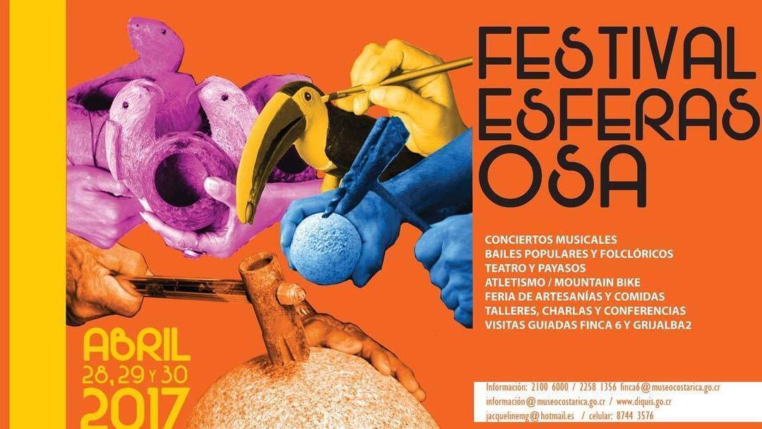 The Stones Spheres Festival in Palmar, Osa 2017
