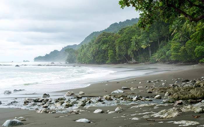 Corcovado beach by James Kelley