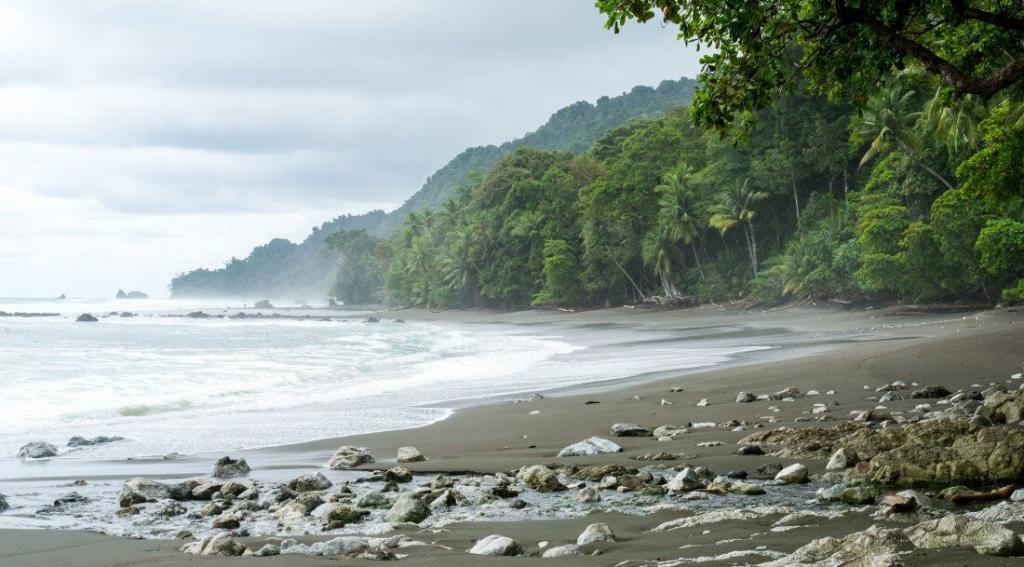 corcovado beach costa rica