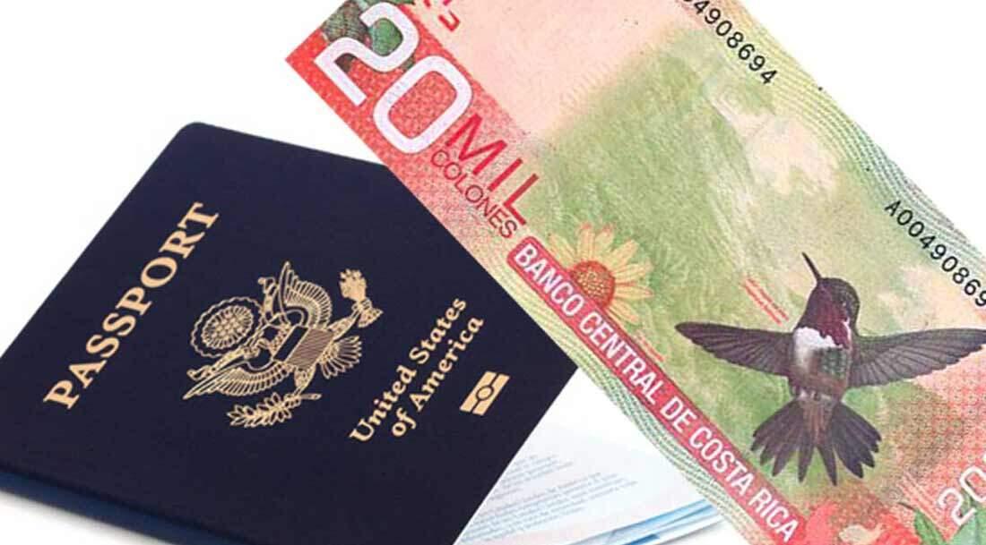 Travel Documents Costa Rica
