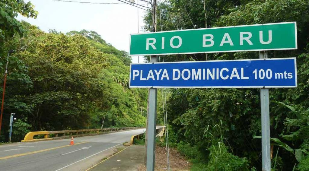 How to get to Dominical