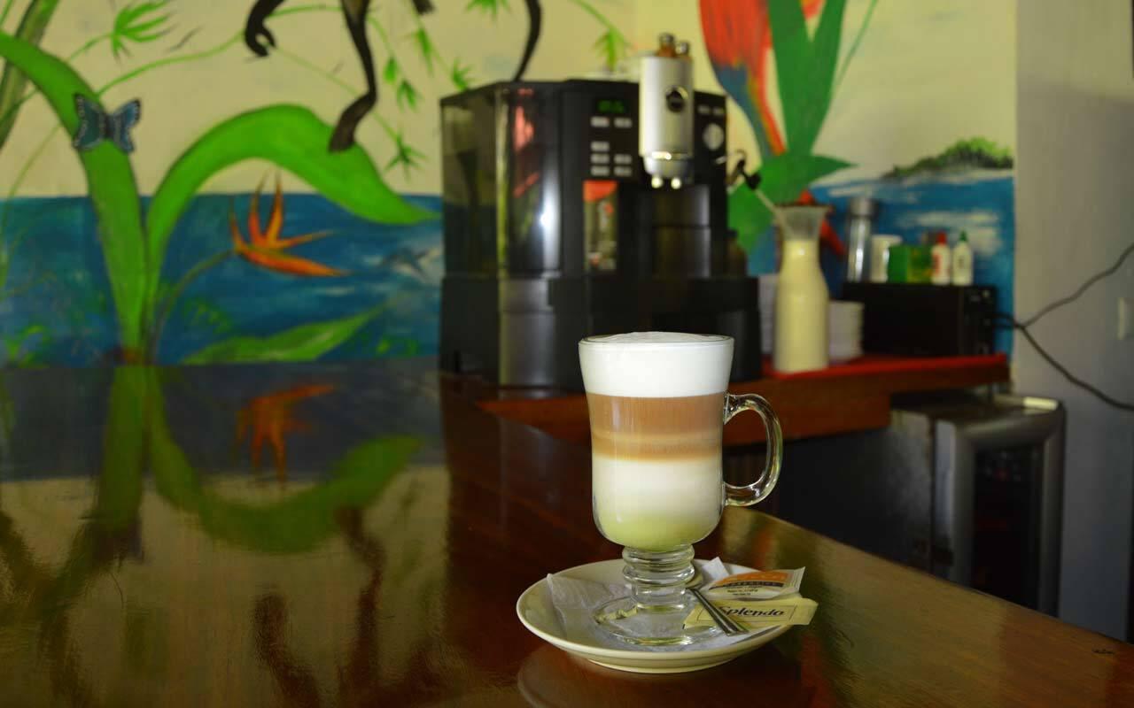 Espresso & Capuchino