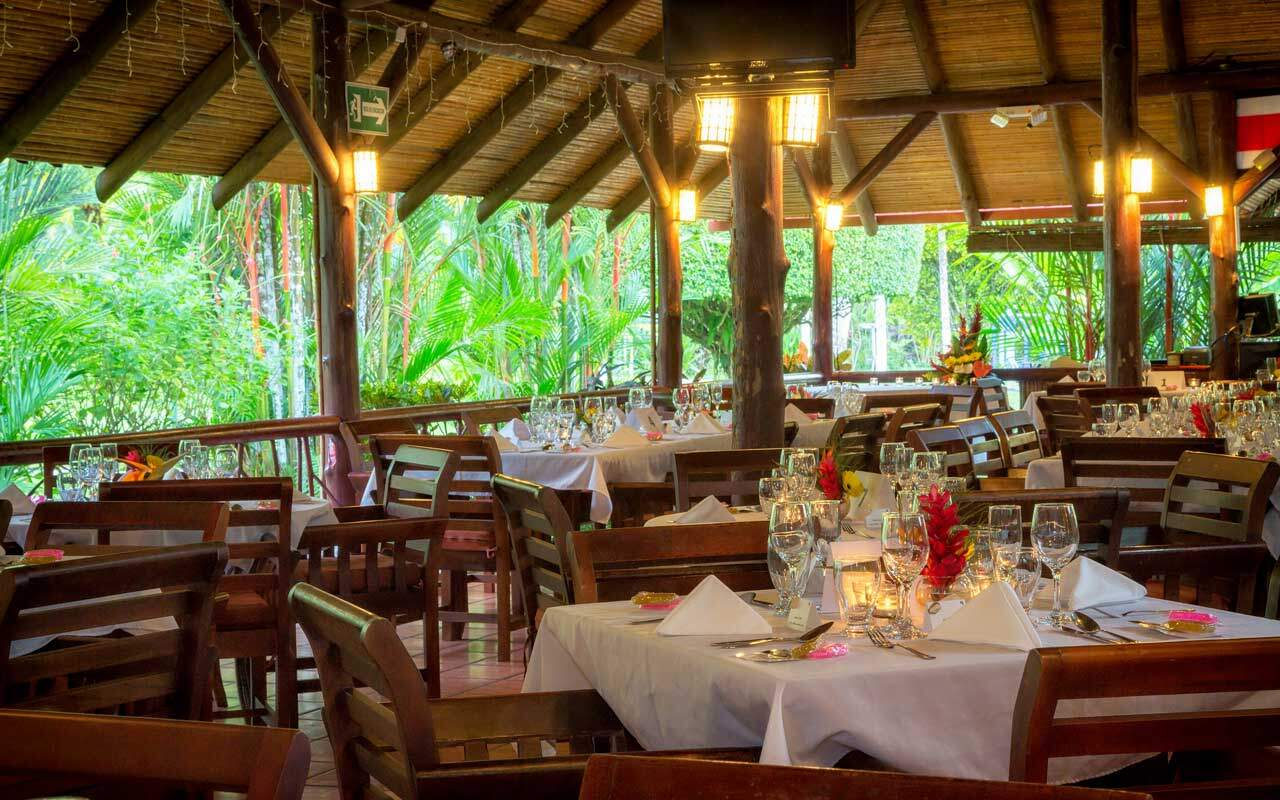Quality Restaurant in Dominical