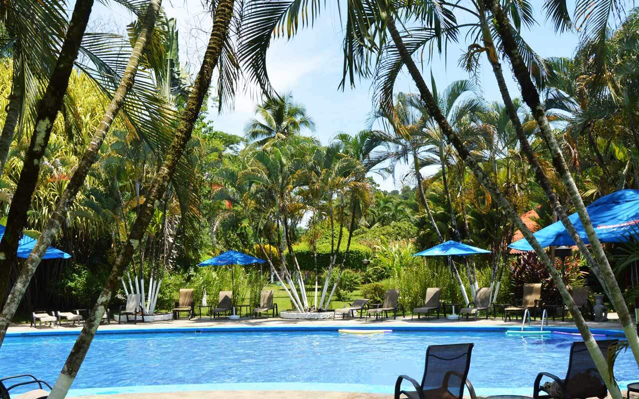 Large Pool at Hotel Villas Rio Mar, Dominical