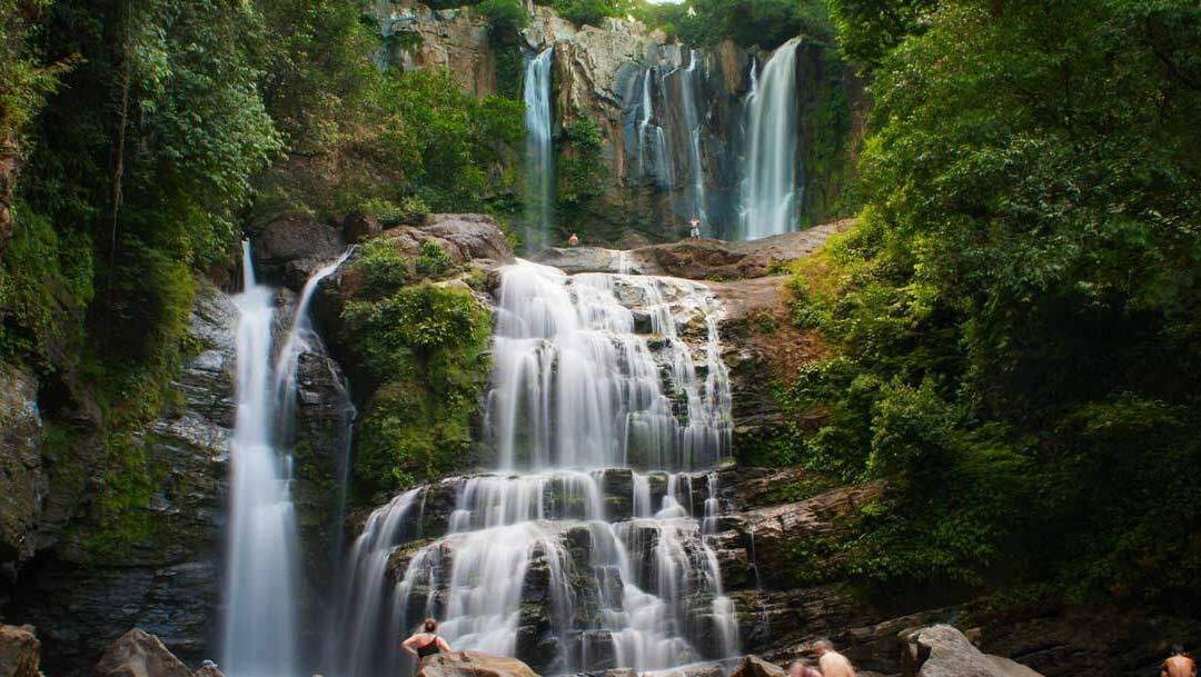 Visite las cataratas de Dominical & Uvita, Costa Rica