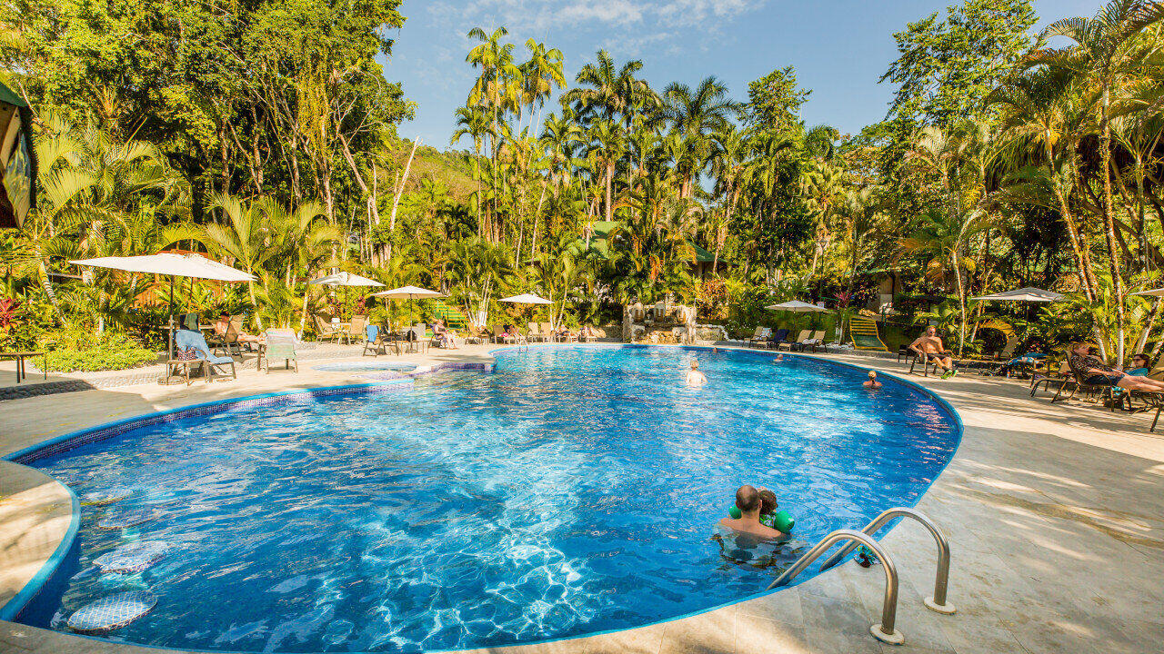 swimming pool hotel villas rio mar dominical