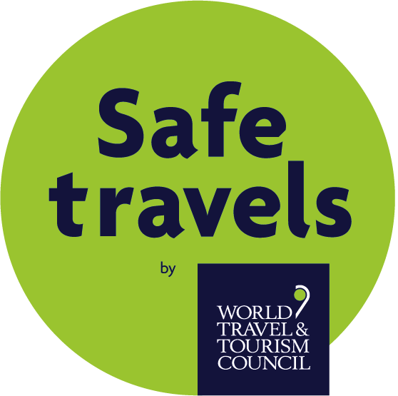 Hotel Villas Rio Mar is Safe Travels (Covid)