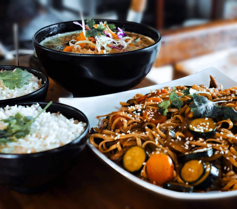 asian restaurant dominical
