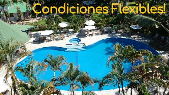 Condiciones flexibles hotel en dominical
