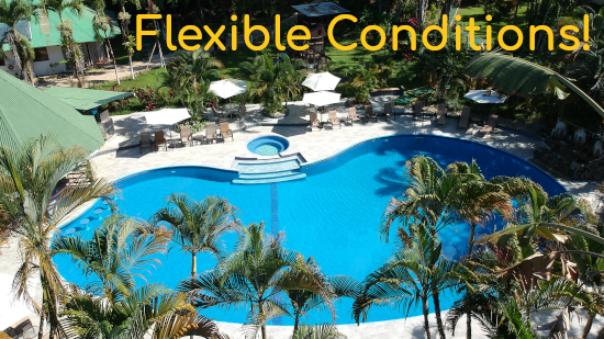 dominical hotel flexible conditions