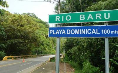 Como llegar a Dominical, Costa Rica